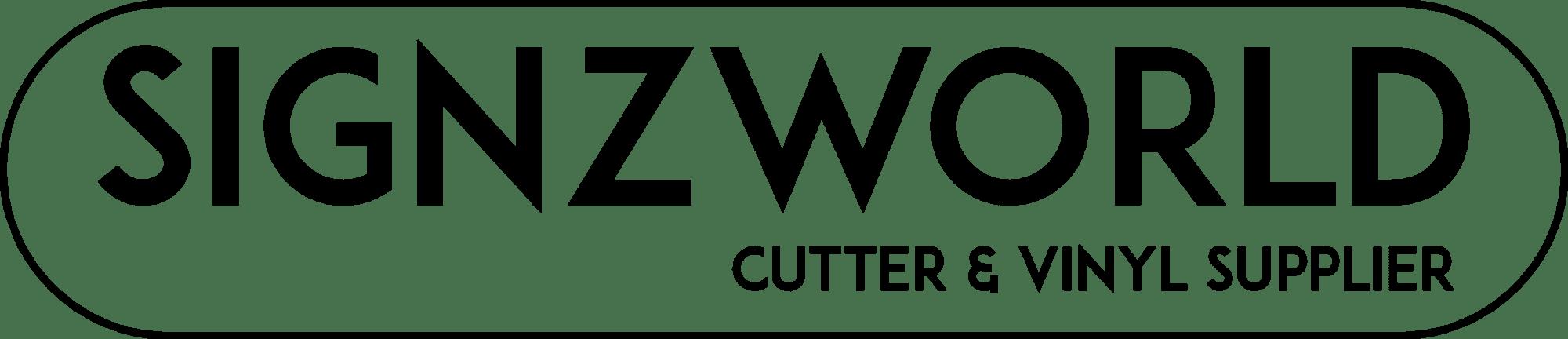 Signz World Cutter & Vinyl Supplier