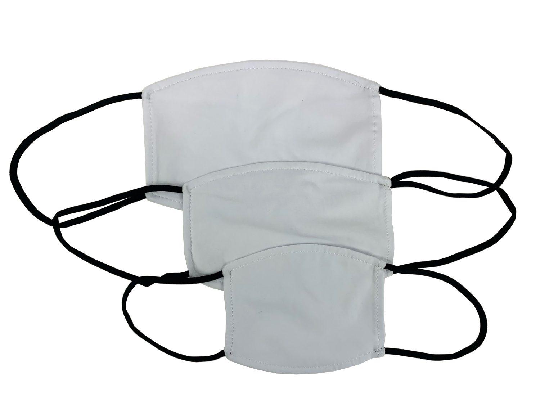 Sublimation Soft Touch Face Mask, Men